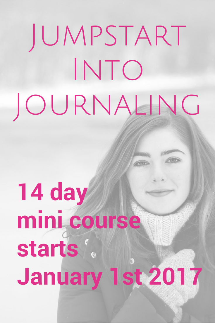 How to start a journal - Jane Travis