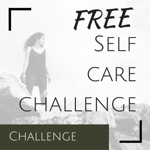 Free self care challenge - Jane Travis